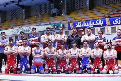 کشتی فرنگی جوانان ایران قهرمان جهان شد