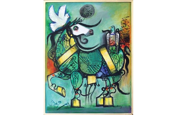 سفری شاعرانه تا نقاشیهایی افسانهای