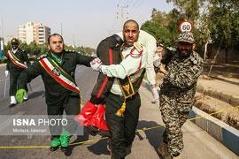 اسامی ۲۱ شهید حادثه اهواز  | هویت ۴ نفر نامشخص است