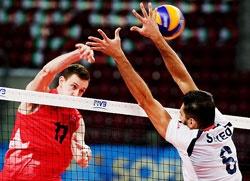 حذف تیم ملی والیبال ایران از مسابقات جهانی ۲۰۱۸