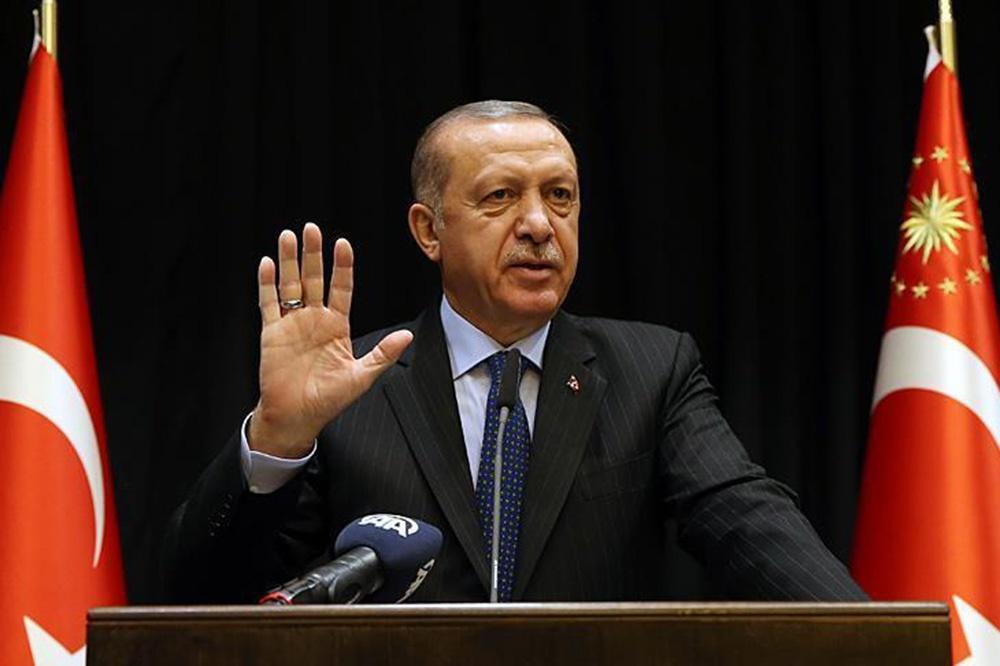 اردوغان: شرق فرات بزرگترین مشکل آینده سوریه است