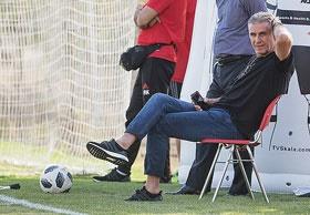 تاج: کیروش تا پایان جام ملتها میماند | قرارداد تمدید شد