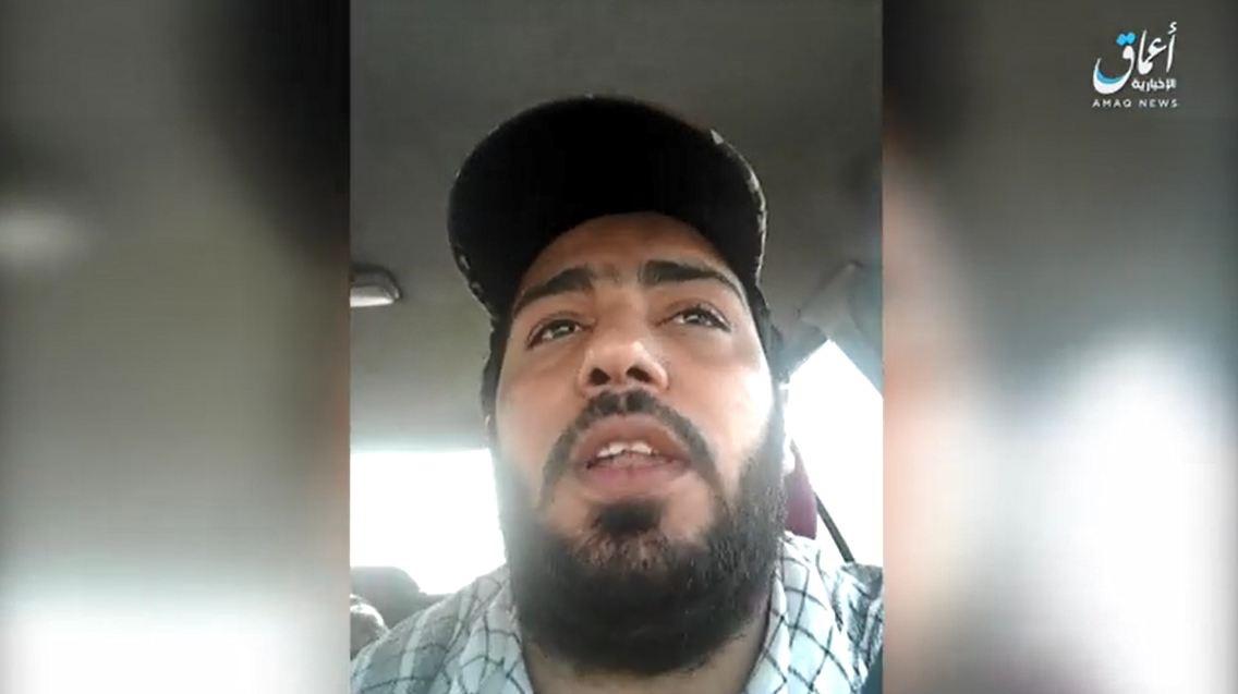 داعش تصاویر سه مهاجم حمله اهواز را منتشر کرد