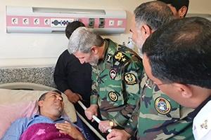 وزارت دفاع آماده حمایت از مصدومان حادثه تروریستی اهواز است