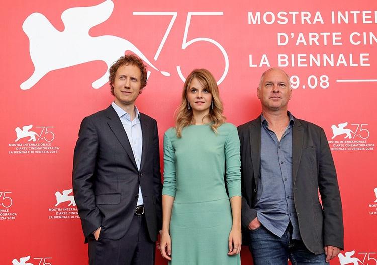 لاسلو نمس در جشنواره ونیز