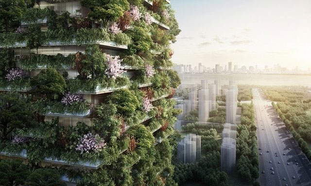 تاکید IUCN بر گسترش شهرهای سبز