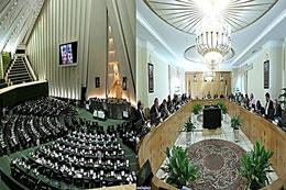 نشست روسای کمیسیونهای مجلس با رییس جمهوری برگزار میشود