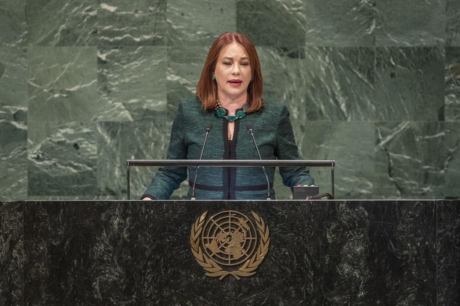 سخنان رئیس هفتاد وسومیین اجلاس مجمع عمومی سازمان ملل