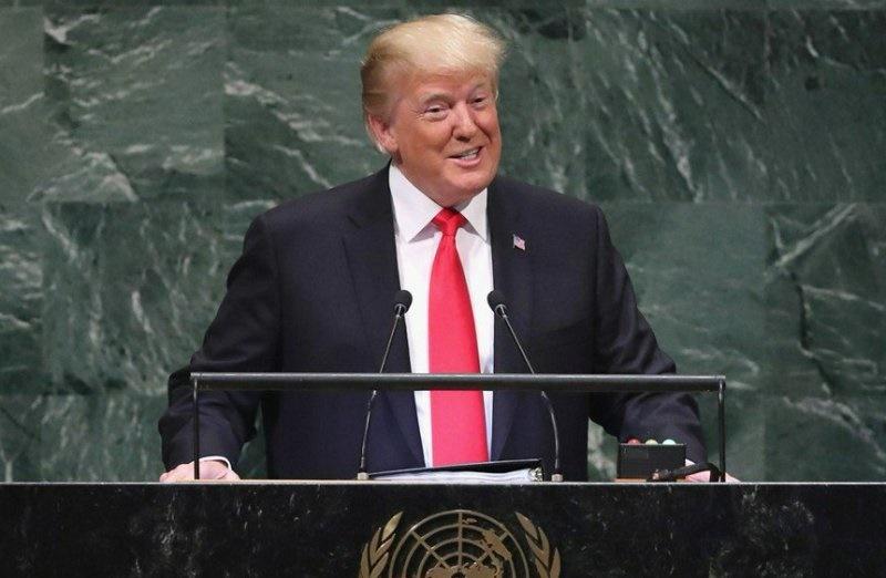 خودستایی ترامپ مورد تمسخر حاضران در مجمع عمومی قرار گرفت