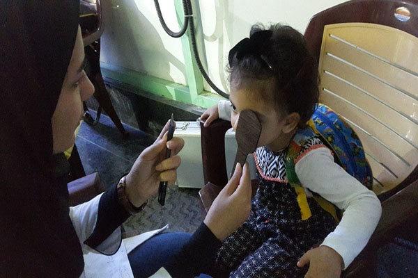 شیوع نزدیکبینی در بین کودکان ایرانی