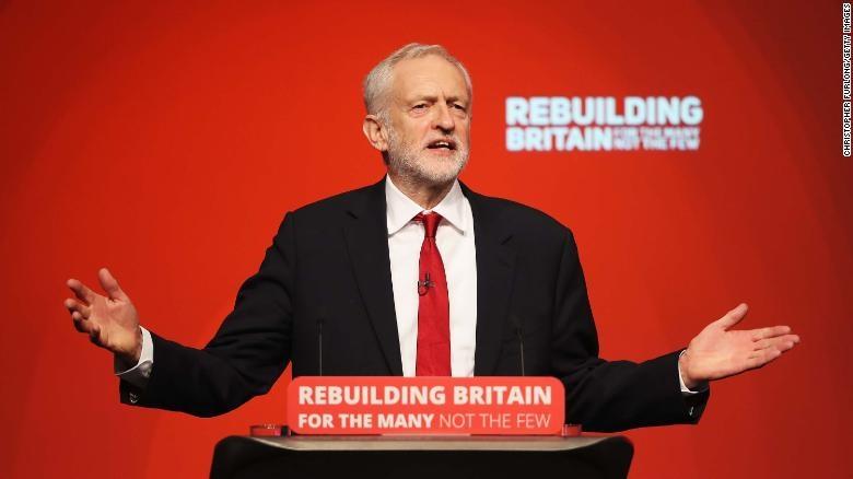 انتقاد شدید رئیس حزب کارگر انگلیس از سیاست های دولت این کشور