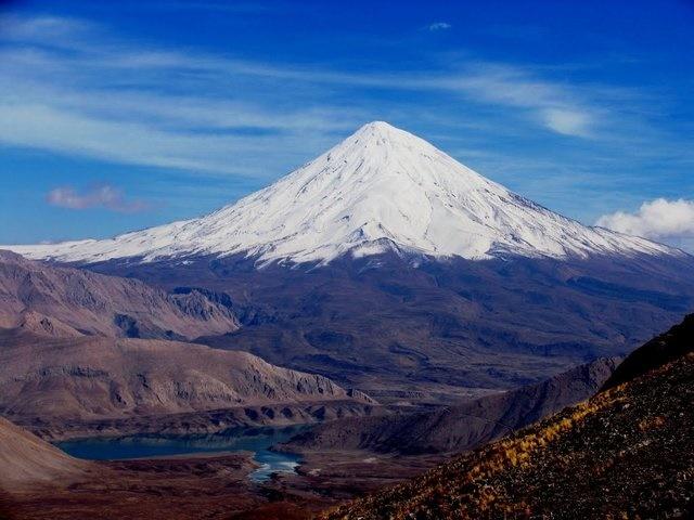 ورود به قله دماوند ممنوع شد