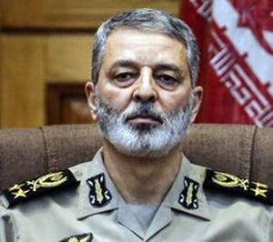دلنوشته فرمانده ارتش در سوگ شهدای حمله تروریستی اهواز | نوبت انتقام میرسد