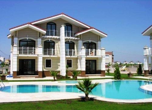 مسکن در ترکیه