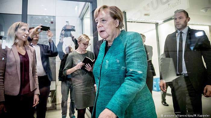 آلمان | آنگلا مرکل به آخر خط رسیده است