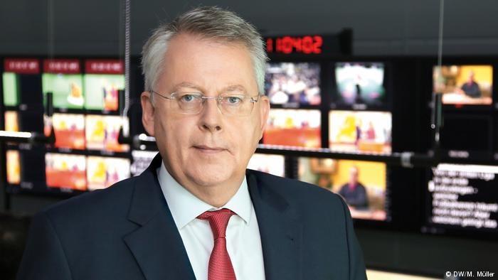 انتخاب مجدد پترلیمبورگ به عنوان مدیر عامل دویچه وله
