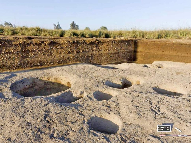 کشف روستای باستانی در مصر