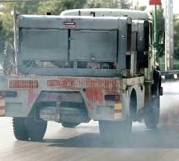 شهروندان: برای بهبود هوای تهران کامیونها را محدود کنید
