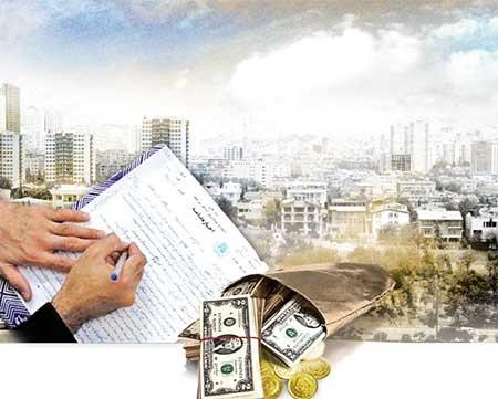 اجاره خانههای لاکچری با دلار و سکه