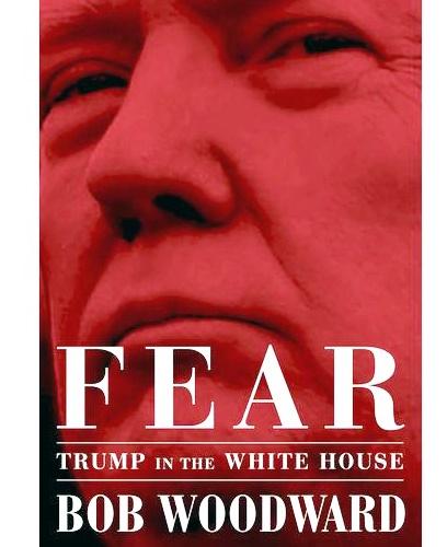 کتاب جنجالی یک خبرنگار نامدار درباره رئیس خطرناک کاخ سفید
