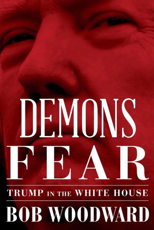وحشت: ترامپ در کاخ سفید