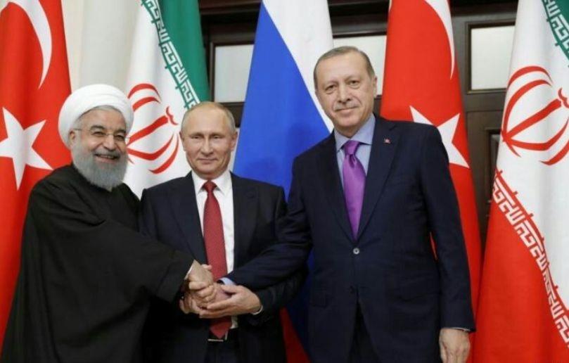 گام سوم ایران، روسیه و ترکیه برای پایان تروریسم در سوریه