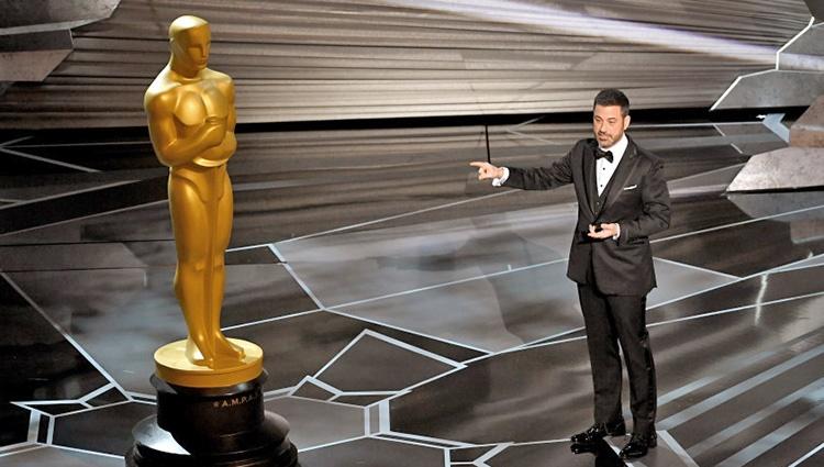 جیمی کیمل در مراسم اسکار