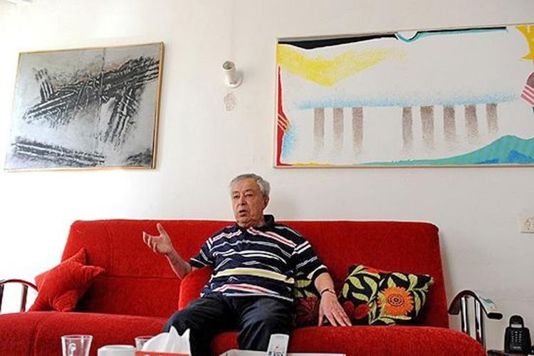 درگذشت نقاش و مجسمهساز پیشکسوت ایران در رم