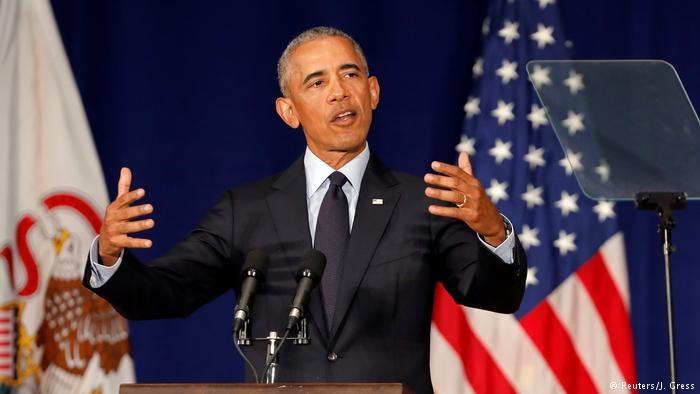 اوباما با انتقاد از ترامپ وارد کارزار انتخاباتی آمریکا شد