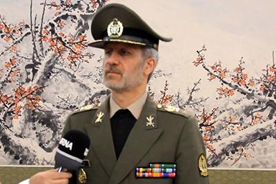 روابط دفاعی در راس همکاریهای ایران و چین است