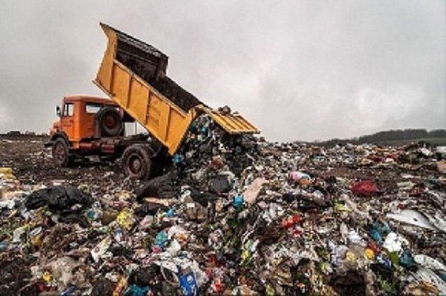 وزن تولید زباله رشت از ۸۰۰ تن فراتر رفت