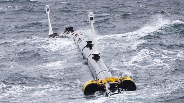 پلاستیک پاککن غولپیکر راهی اقیانوس آرام شد