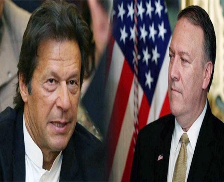 رأی الیوم: پمپئو دست خالی از پاکستان بازگشت