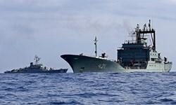 ارتباط مستقیم فرمانده کل قوا با ناوگروه ۵۶ نداجا در خلیج عدن