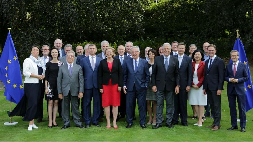 نامزدهای احتمالی جانشینی ژان کلود یونکر رئیس کمیسیون اروپا