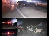 جزئیات تصادف مرگبار اتوبوس تهران - کرمان