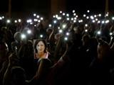 عکس روز: یادبود روزنامهنگار ضد فساد