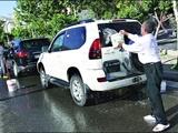 شست و شو خودرو در کنار خیابان جرم است