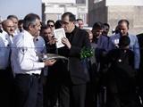 گزارش همشهری آنلاین از افتتاح پروژههای بهداشتی، درمانی با حضور وزیر بهداشت در یزد