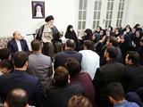 رهبر معظم انقلاب اسلامی: گوشمالی سختی به عوامل بزدل حادثه تلخ اهواز خواهیم داد