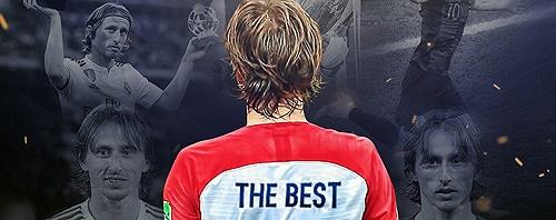 فیفا   همه بهترینهای فوتبال جهان در سال ۲۰۱۸