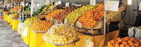میوهها رکورددار گرانی شدند