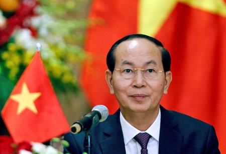 مرگ رئیسجمهوری ویتنام در 61 سالگی
