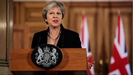 نخست وزیر انگلیس: با اتحادیه اروپا بر سر برگزیت به بنبست رسیدهایم