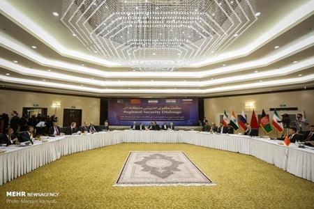بیانیه پایانی نشست گفتگوی امنیتی منطقهای در تهران