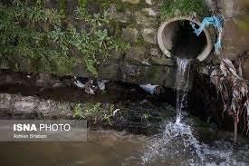 آلودگی آب,محیط زیست ایران,گیلان,مازندران