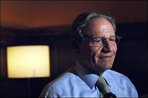 باب وودوارد روزنامهنگار کهنهکار امریکایی