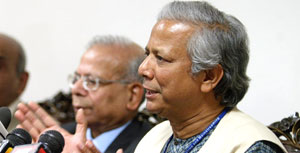 Muhammad Yunus - Grameen Bank