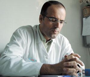 دکتر پورامیری متخصص بیماریهای عفونی