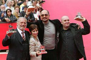 برندگان جشنواره فیلم رم